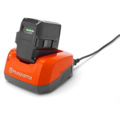 Husqvarna akkumulátor töltő QC330