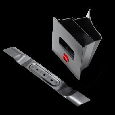 Mulcs készlet  (mulcs dugó + kombi kés) LC353iVx-hez